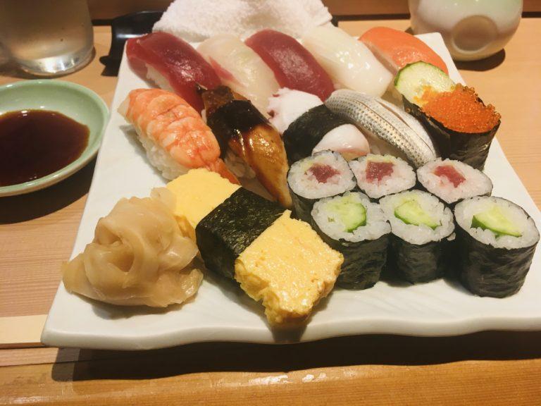 日本食が恋しくて